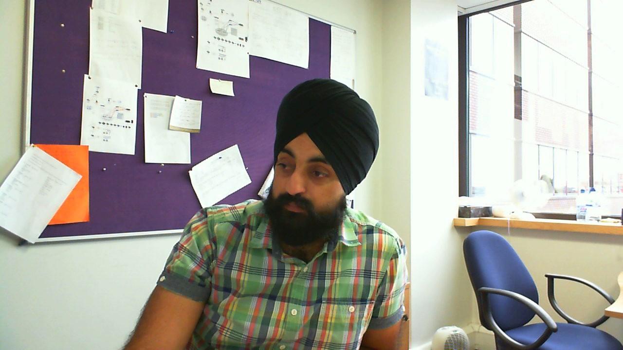 Harjeet Singh (Harry)